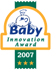 Baby innovation award 2007
