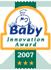 Baby innovation award 2007