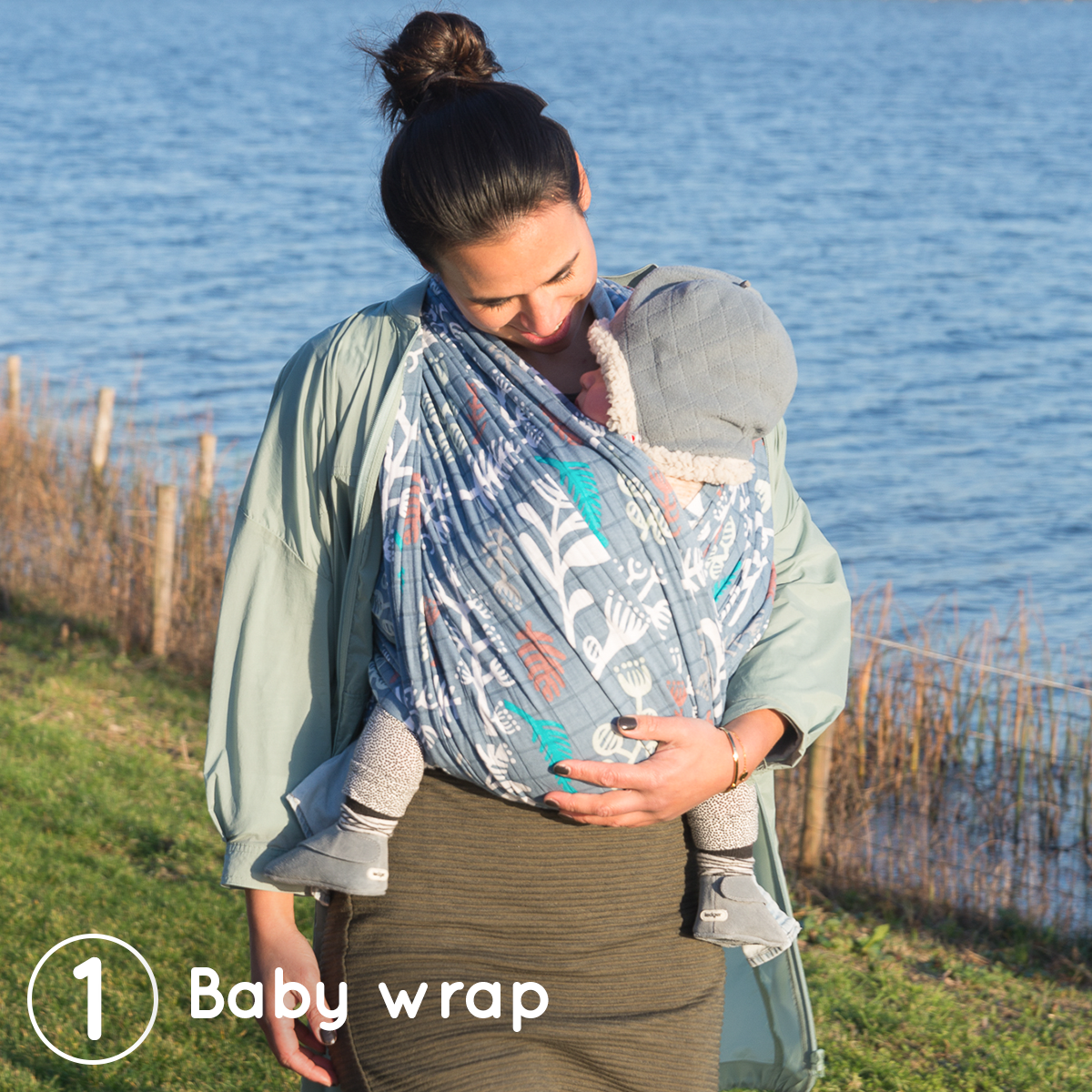 Go Outside With Your Baby And Feel Relaxed With These 5 Must Haves