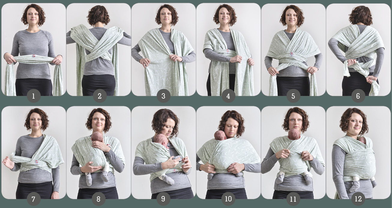 Cocooner Baby Wrap Instructions Lodger Com