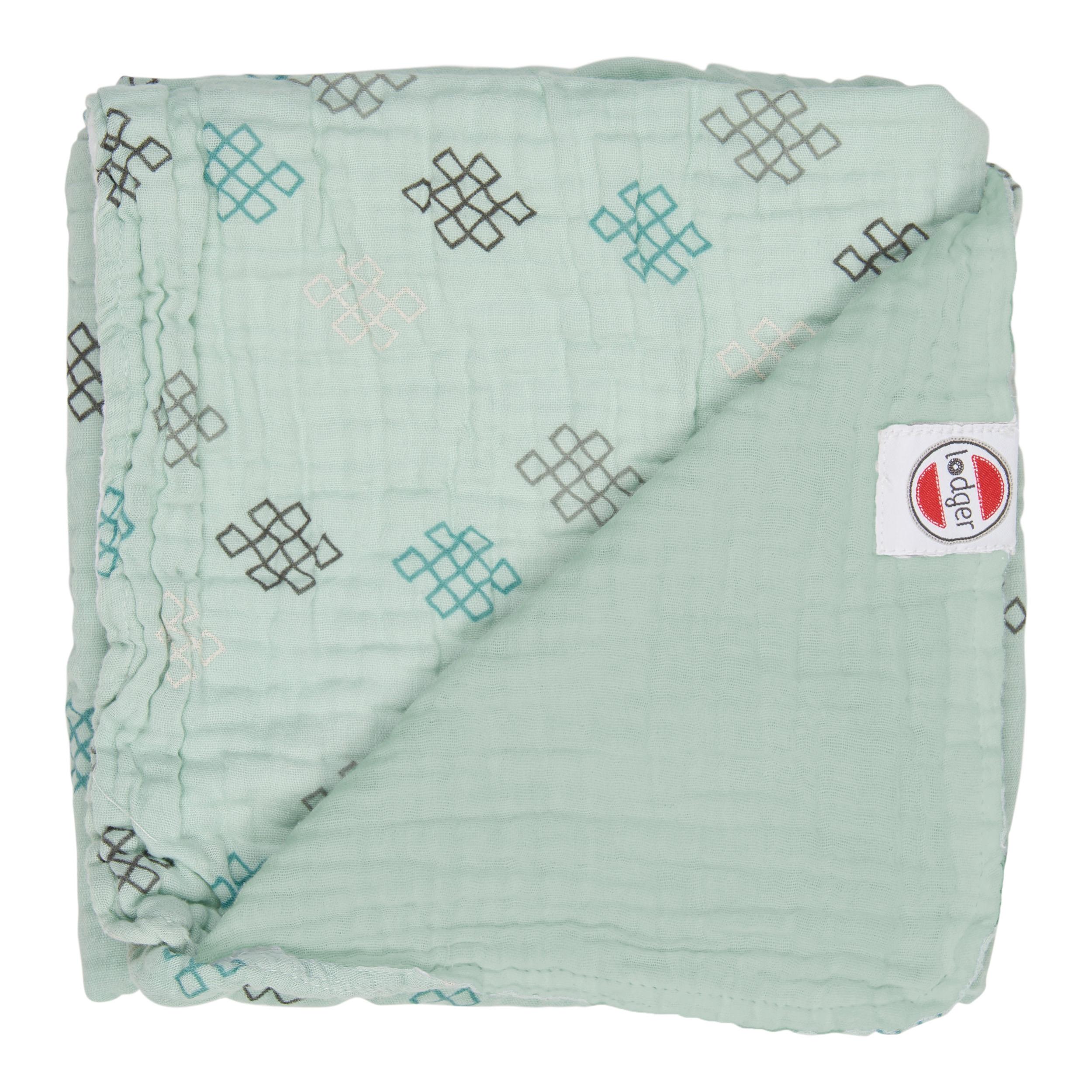 Dreamer Xandu Cotton Muslin Baby Blanket With 1 2 Tog Value