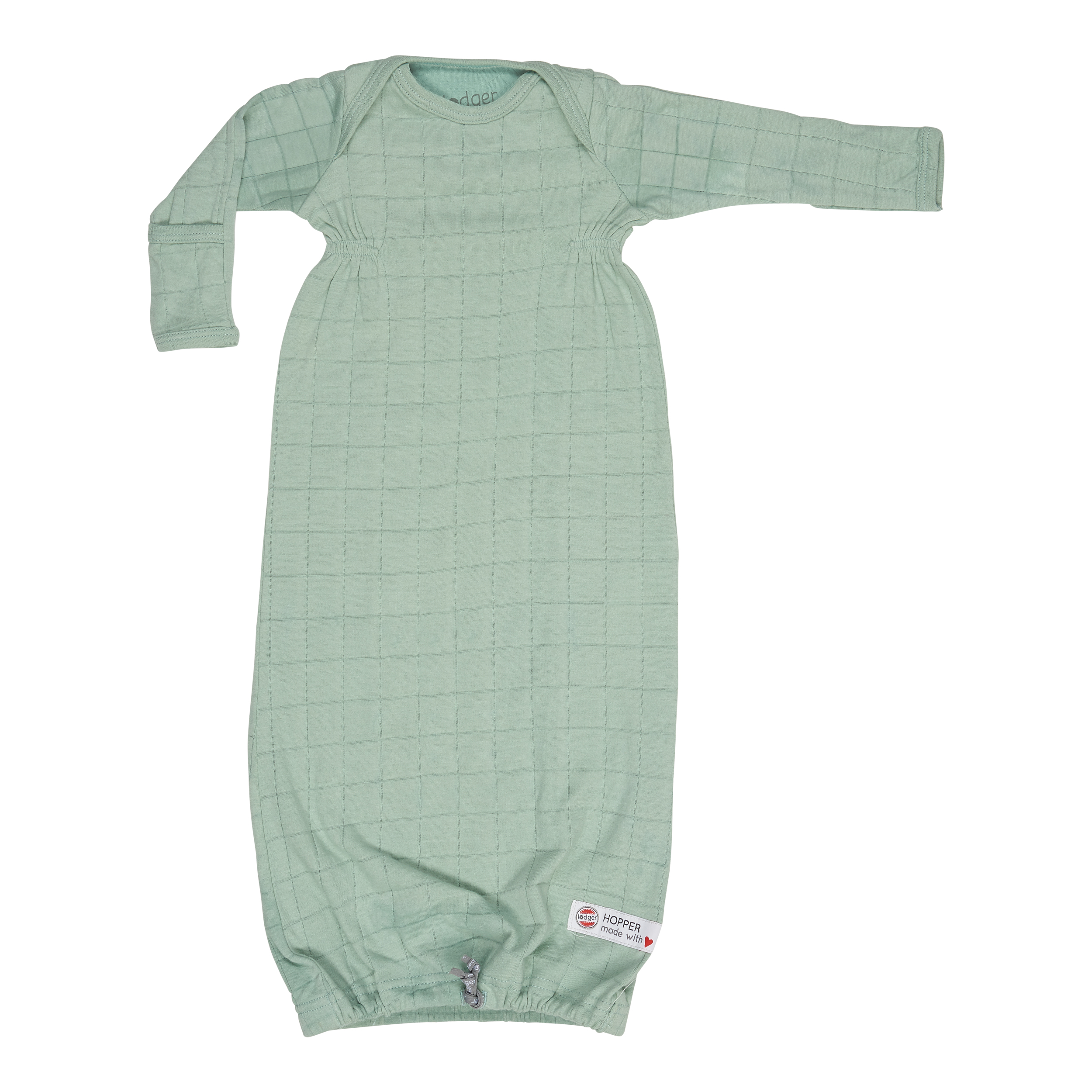 Hopper Newborn Solid Cotton Sleeping Bag For Babies