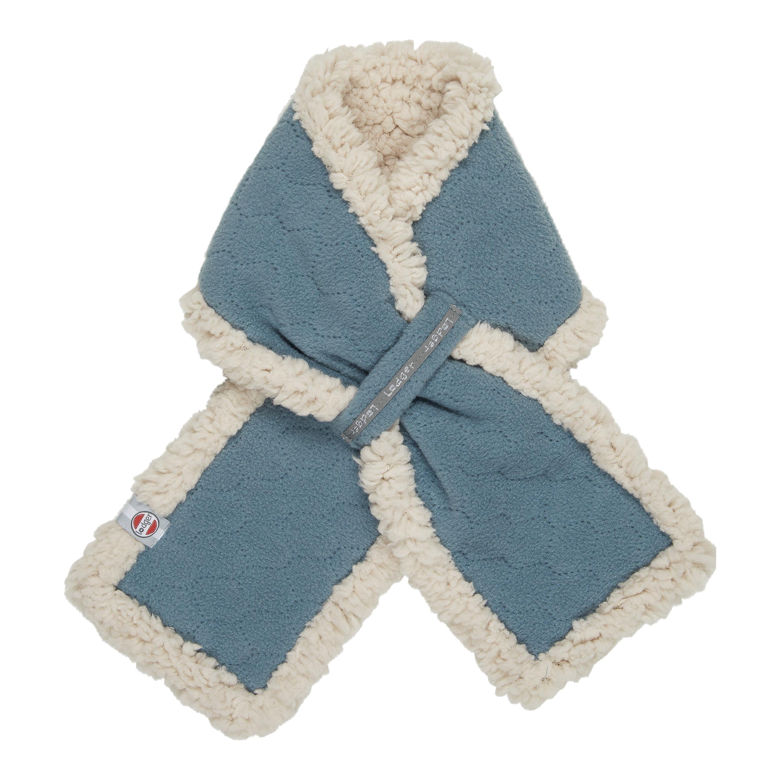 Inteligentny Lodger Muffler to polarowy szalik dla niemowlaków w wieku 0-12 SZ24