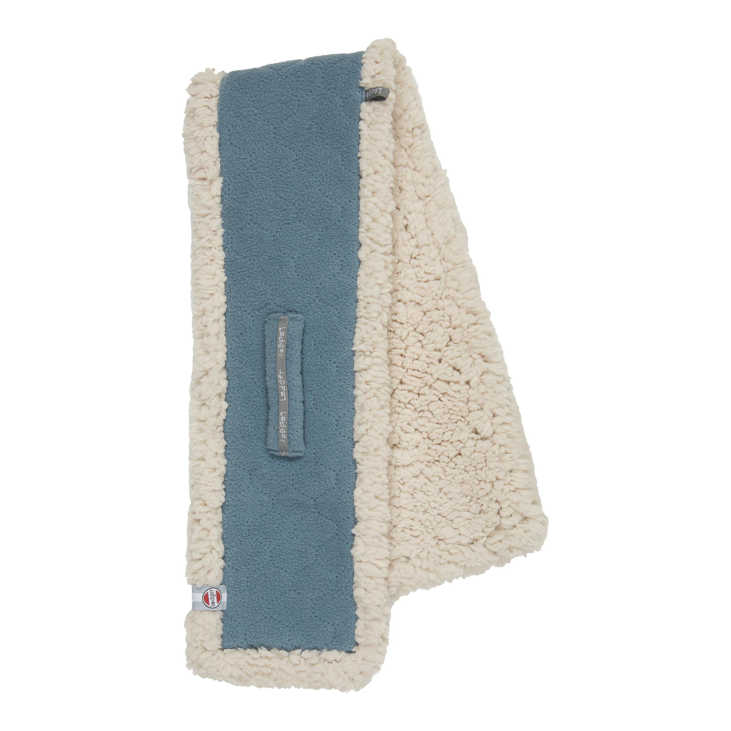 Lodger Muffler je dětská šála vyrobená z fleecu pro děti 0 - 12 m. 25d8893044