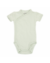 Baby bodysuit short sleeves