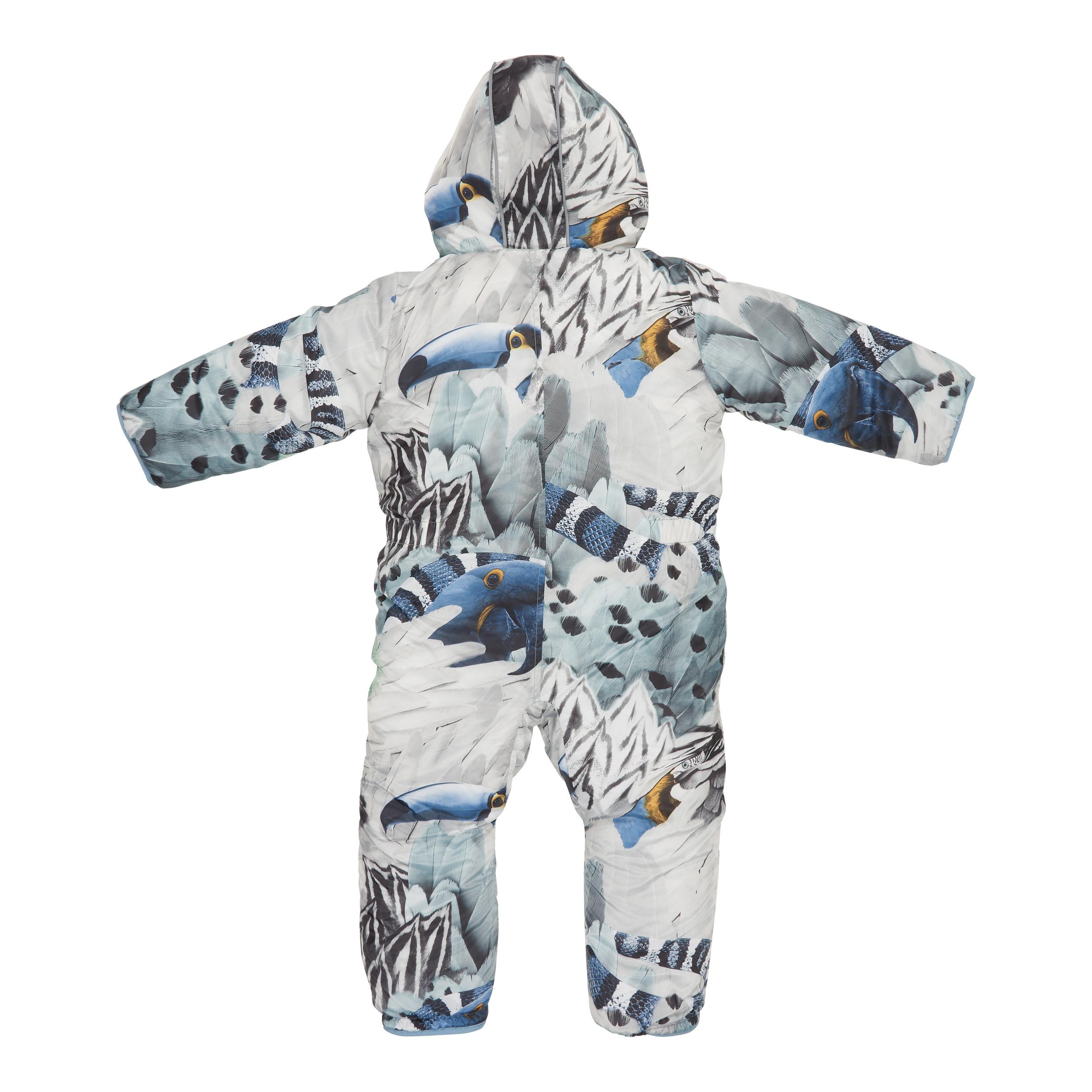 lodger skier ist ein wasser und winddichter baby schneeanzug f r die gr e 3 24 monate. Black Bedroom Furniture Sets. Home Design Ideas