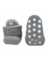 Fleece baby slippers