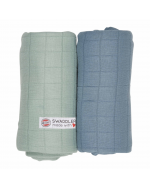 Extra large swaddle 2-pack