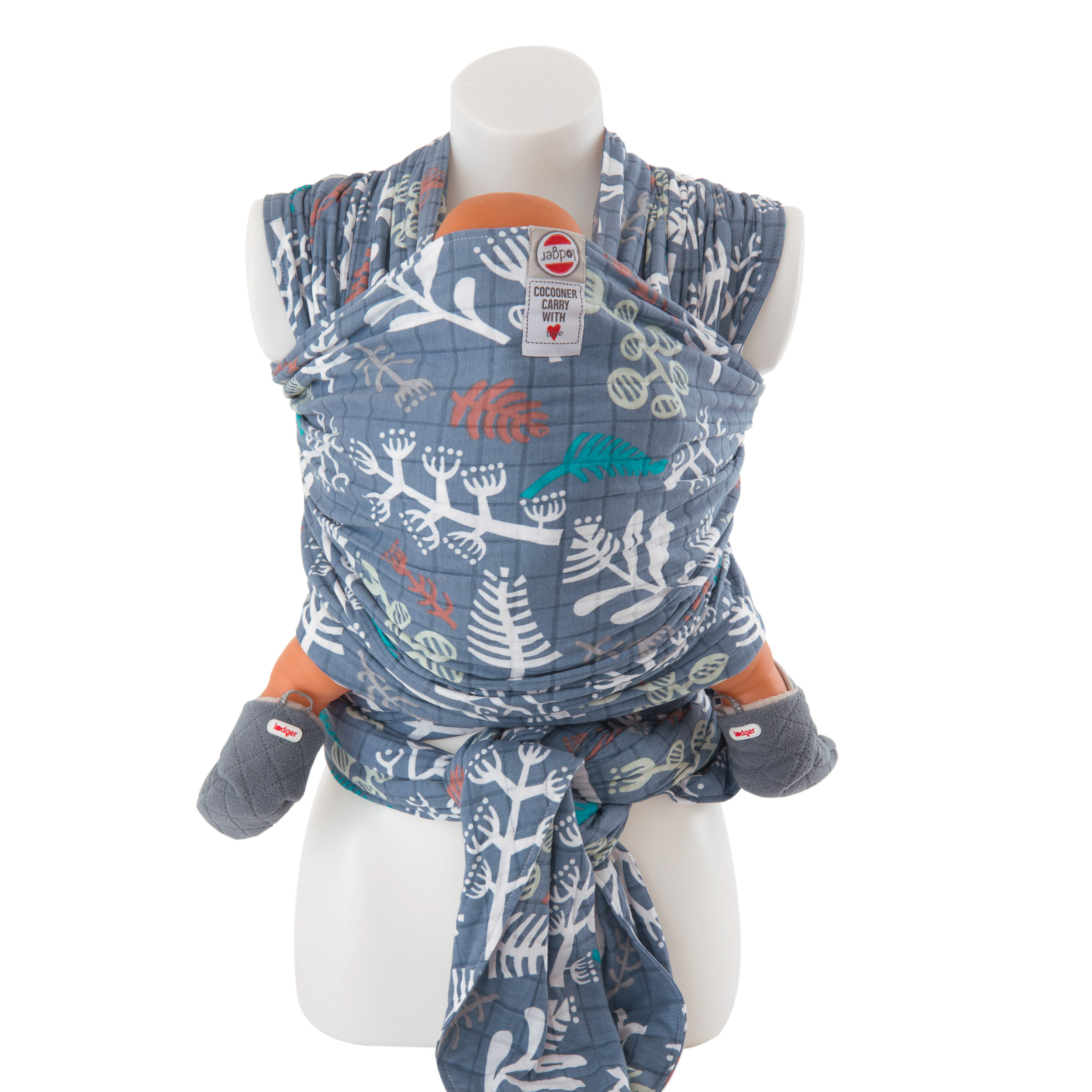 Soft And Breathable Baby Wrap Perfect For The Summer